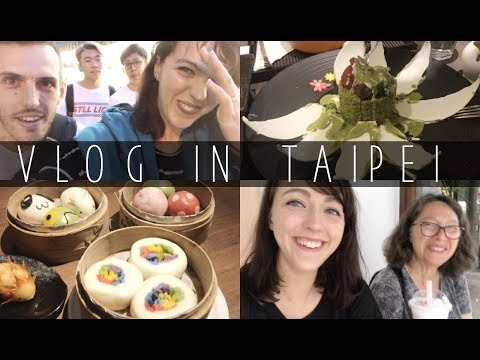Compil de Vlog à Taipei / la video la plus longue de la terre XD