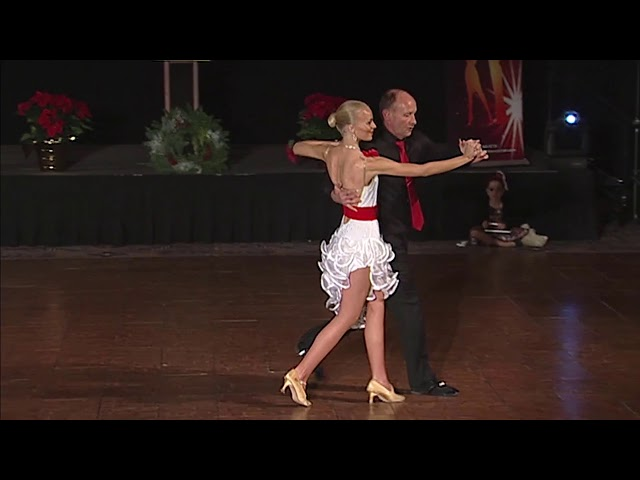 Andre ' Tango' Chabot—Calgary STARS Gala 2015