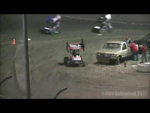 5.13.17 | POWRi Micro Sprints Feature | Macon Speedway