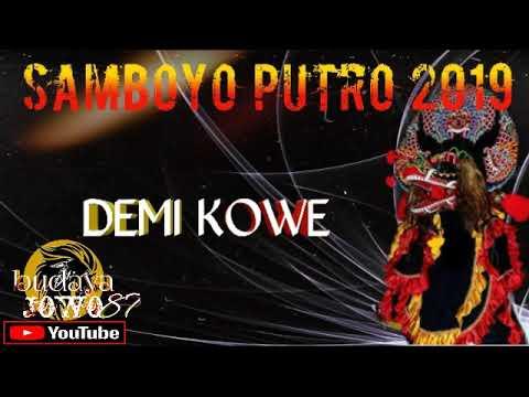 Demi Kowe Cover Samboyo Putro