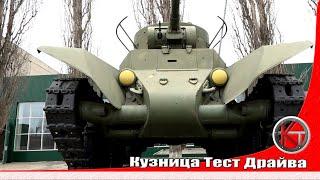 Летающая броня. Танк БТ-7. История одной машины.