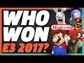 Who Won E3 2017?