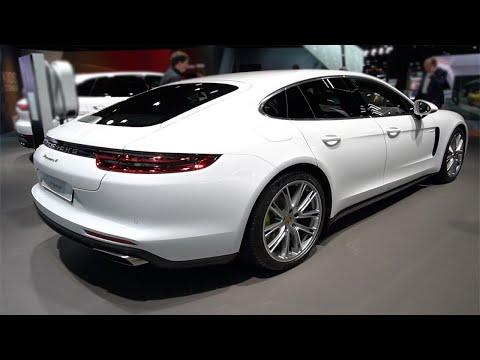 2020 Porsche Panamera 4 E Hybrid 2019 Frankfurt Motor Show