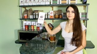 Вязаный чай Золотой Мариголд. Заказать/Купить чай. Магазин чая и кофе Aromisto (Аромисто)(, 2016-04-20T06:30:19.000Z)