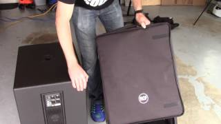 RCF 705 AS-II Subwoofer Review
