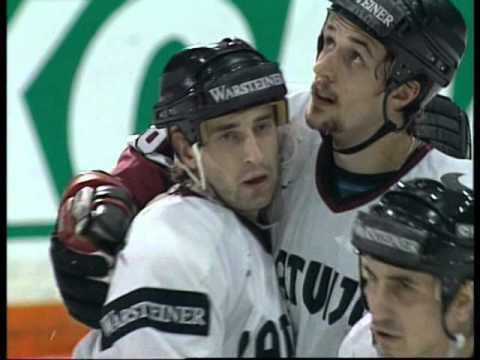Latvijas Hokeja Zelta Mirkļi 1997 Gads (1.sērija)