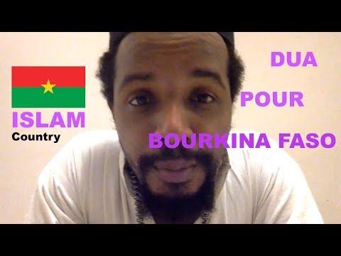 ISLAM A BOURKINA FASO II OFFICIAL DUA II