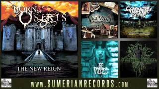 Born Of Osiris - Open Arms To Damnation