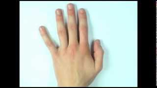 Hand pixillation