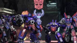 Transformers: War for Cybertron - Multiplayer Game Modes