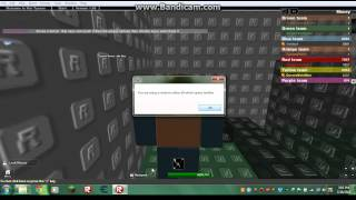 Roblox Scythe Hack Tutorial July 2012