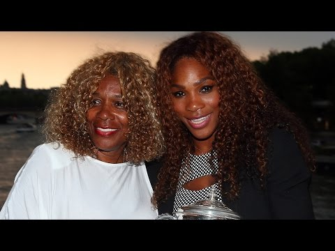 Pregnant Serena Williams Shares Her Mom
