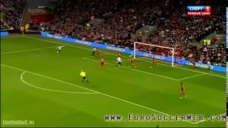 Чемпионат Англии 2012 13 Ливерпуль 0 1 Ньюкасл Кабайе(, 2016-12-31T11:59:32.000Z)