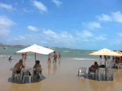 Ponta Negra beach, Natal, RN, Brasil