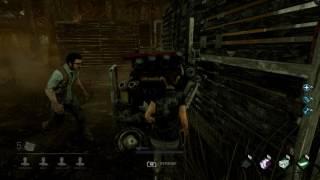 Dead by daylight(1min.) | GeForce GTX970