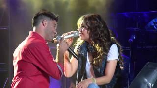 Thalia Viva Tour New York - Pedro Capo- Estoy enamorado - Te Perdiste mi amor
