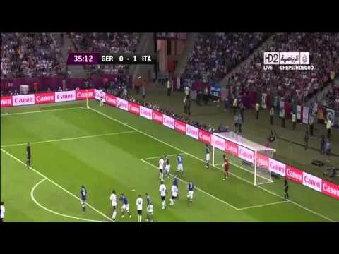 Italie - Allemagne 2 1UEFA EURO2012