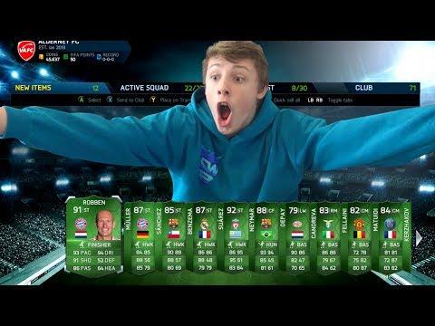 FIFA 14 - SO MANY MOTM PLAYERS