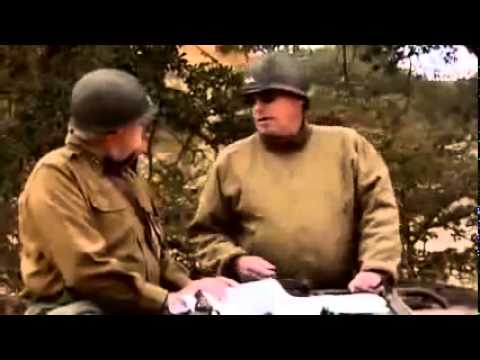 History Documentary General Patton's Charge Across Europe │FULL HD