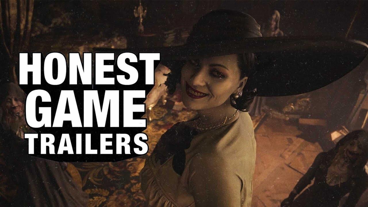 Download Honest Game Trailers | Resident Evil Village