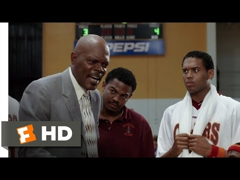 Coach Carter 7/9 Movie   Timeout Pep Talk 2005 HD