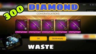 Wie man Drachen AK Nur 1 Loot erstellen | Abfall 300 Diamanten für Dragon AK