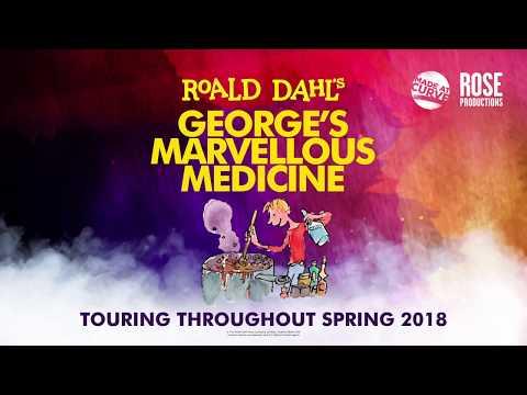 Roald Dahl's George's Marvellous Medicine at the Grand Opera House