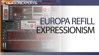 Europa Expressionism Refill | Free Refill | ReasonExperts