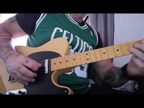 Jam Guitarristas Info Cuarentena