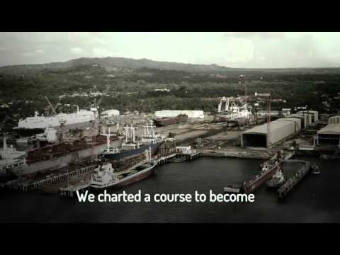 From a Fishing Village to a Global Hub Port and International Maritime Centre