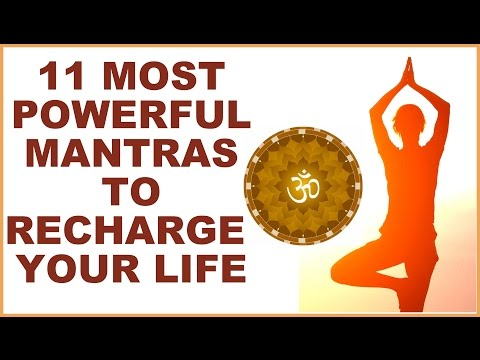 11 MOST POWERFUL HINDU MANTRAS: RECHARGE YOUR LIFE WITH DIVINE BLESSINGS
