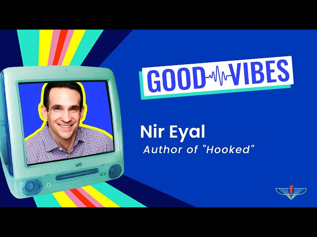 🇬🇧Nir Eyal: Getting your customers