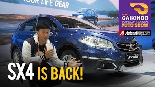 FI Review Suzuki SX4 S-Cross di GIIAS 2016 by AutonetMagz(, 2016-08-12T19:01:50.000Z)