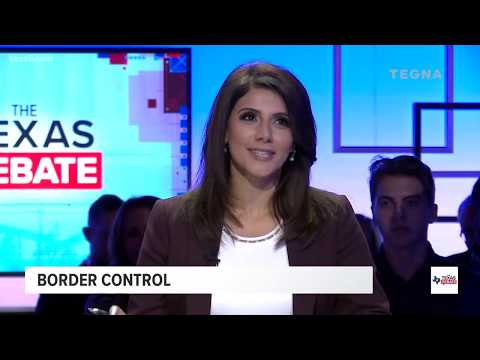 The Texas Debate: Ted Cruz vs. Beto O'Rourke - YouTube