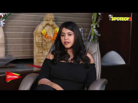 Exclusive Interview of Ekta Kapoor by Vickey Lalwani | SpotboyE