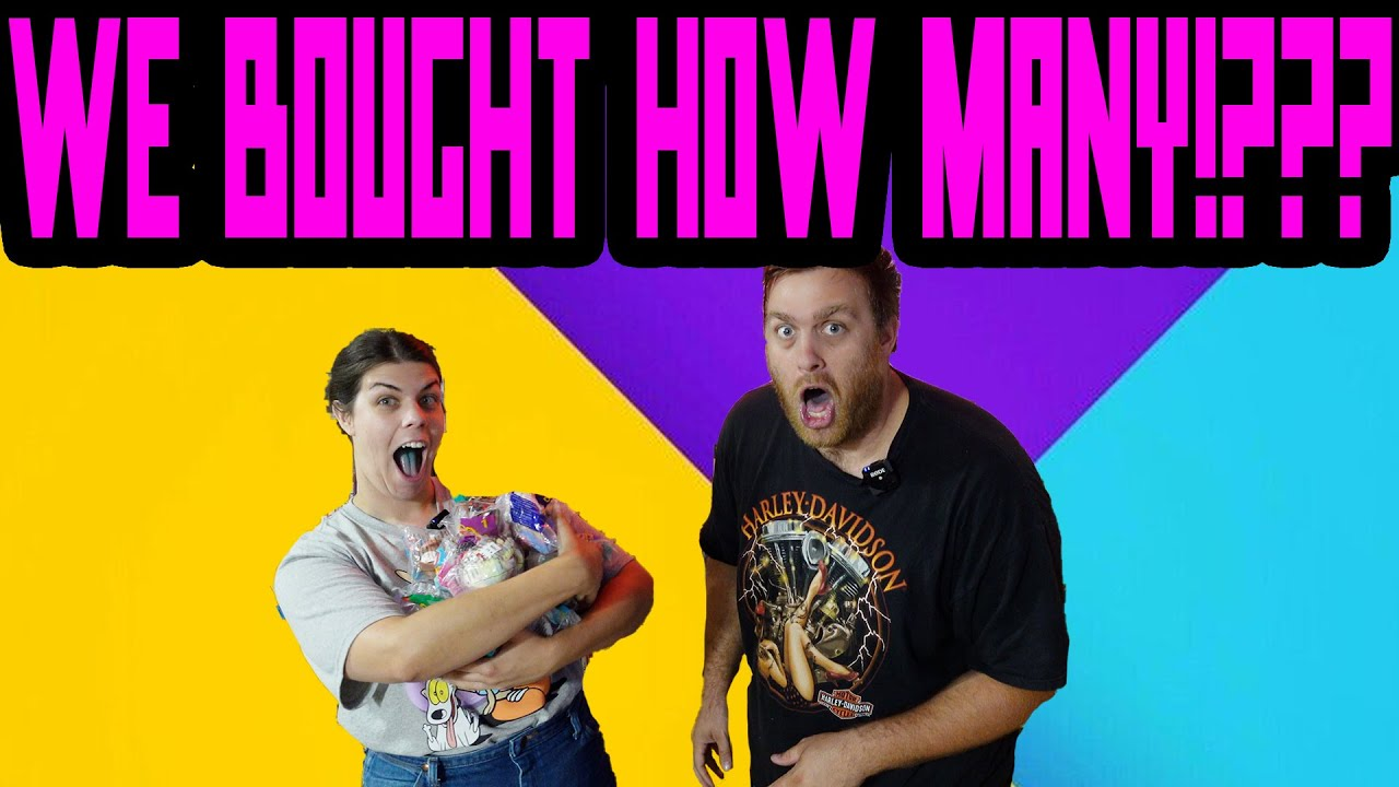 Wait...We Bought HOW MANY!??? | Live Video Game Hunting | Live Thrifting