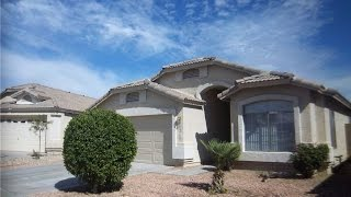 Houses for Rent in Phoenix Arizona: El Mirage House 3BR/2BA by Property Manager in Phoenix