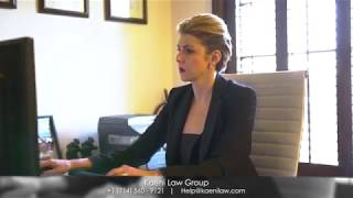 Best Workers compensation lawyers, Best Iranian Work Comp attorney, best Iranian Lawyers, kaenilaw