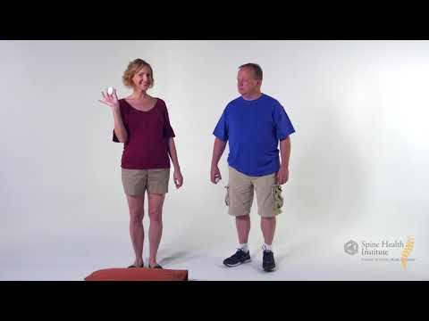 Arthritis Of The Spine (Spondylolisthesis)