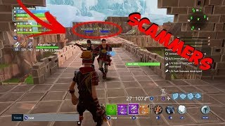 Click This To Watch Me Get Scammed On Fortnite