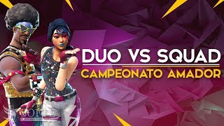 DUO VS SQUAD HIGH LEVEL FT. FALL X-(Fortnite Battle Royale free) | [EN-BR]-Softe