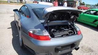 АМЕРИКА #245 Автогонки Порш в США. Porsche Club USA(АНОНС: это кусочек видео об автогонках