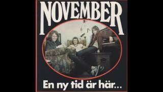 Nov*mber Varj* Gång J*g Ser D*j Kän*s Det L*ka