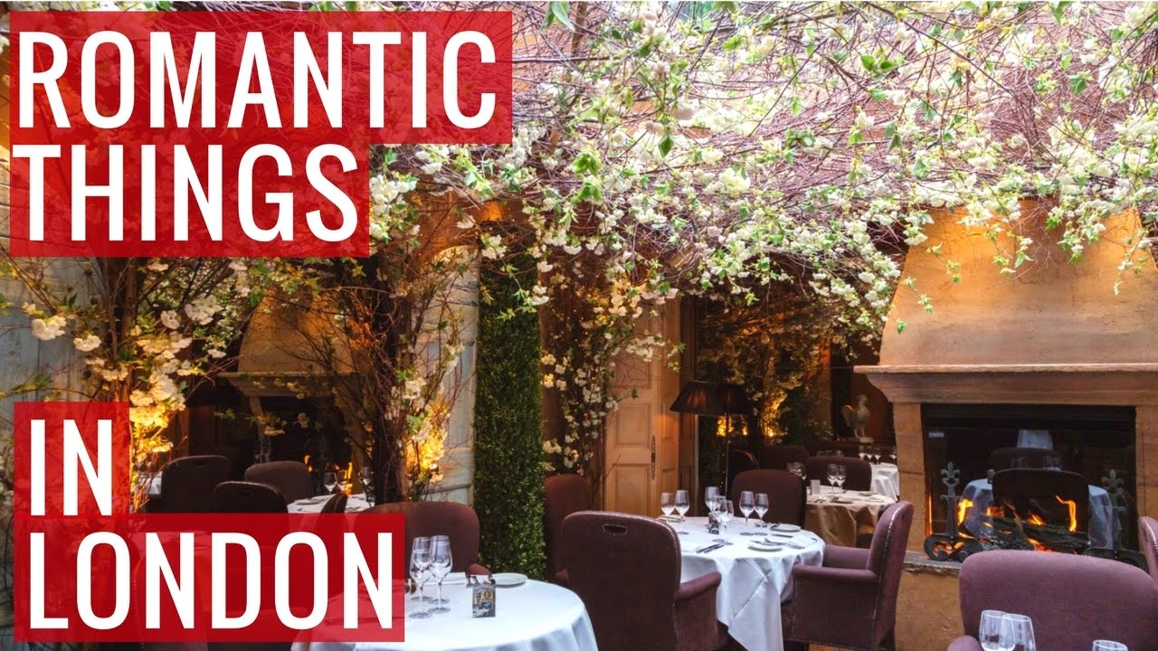 Cheap romantic things to do in london