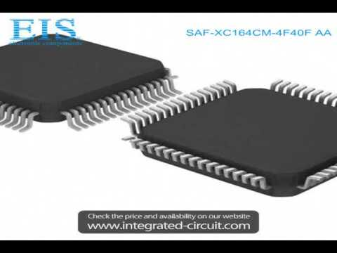Sell SAF-XC164CM-4F40F AA of Infineon Technologies