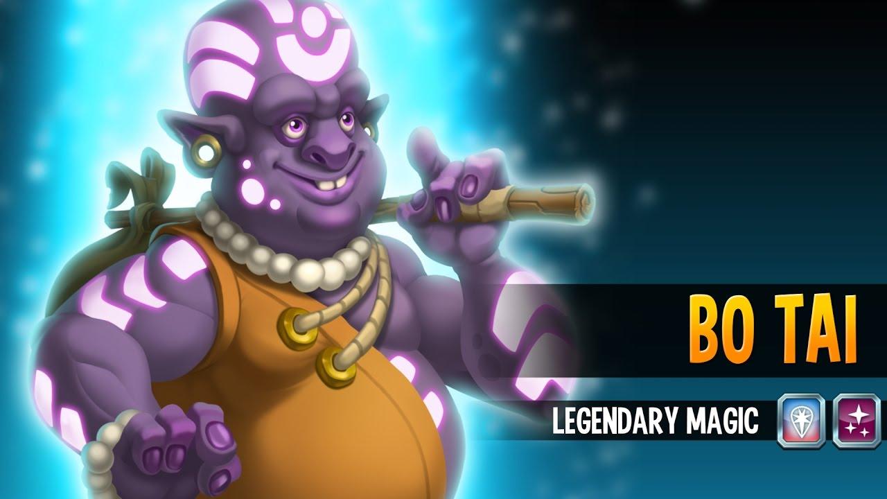 Bo Tai  Premiere Monster – Monster Legends