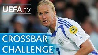 Anne Mäkinen: Classic Crossbar Challenge