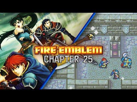Fire Emblem: Blazing Sword :: Chapter 25 :: Pale Flower of Darkness