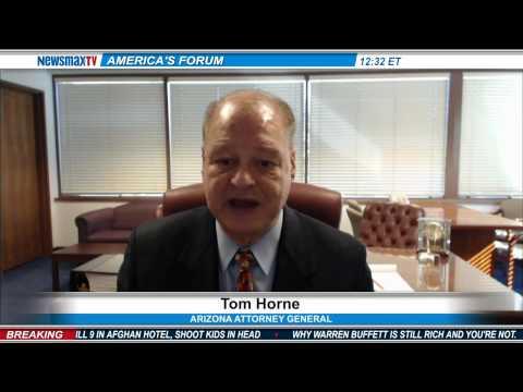 Tom Horne- Arizona's AG