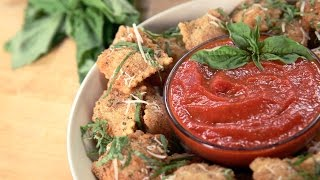 Olive Gardens Toasted Ravioli Recipe  Get the Dish